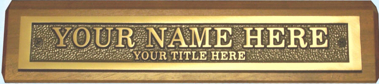 <!--Deck name plate-->